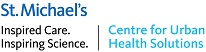 Centre for Urban Health Solutions at St. Michael's (C-UHS) Logo